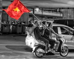 Black And Red Flag Country The Afc U23 In Vietnam A Country United By Football