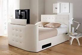 Tv Bed Frames Luxurious Multifunctional Beds Ottoman Tv Bed
