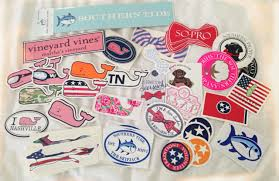 preppy decals beaprepster gollymissmollyyy sticker collection that lilly