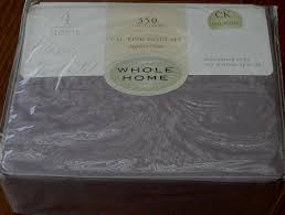 Highest Thread Count Sheet Whole Home 350 Thread Count Egyptian Cotton Sheet Set Choose