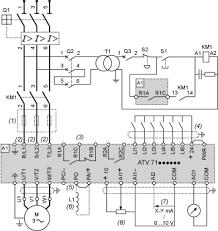 atv71hu22n4 variable speed drive atv71 2 2kw 3hp 480v emc