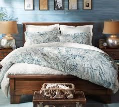 Pottery Barn Contact Us Sumatra Ii Bed Pottery Barn