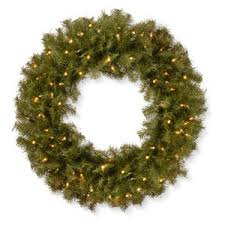 battery operated wreath pre lit battery operated christmas wreaths hayneedle