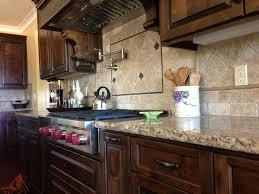 Santa Cecilia Backsplash Ideas by Santa Cecilia Granite Durability Kitchen Countertops St Cecilia