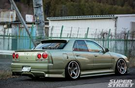 nissan skyline r34 modified 2000 nissan skyline gt t four doors are for real men