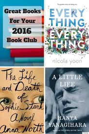 book club book suggestions for 2016