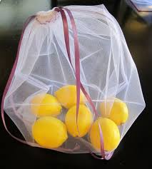 tulle bags make your own reusable produce bags pinching your pennies