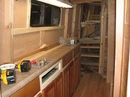 Salon Cabinets Building A Canal Boat Dbru