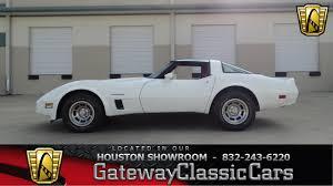 1982 corvettes for sale by owner 1982 chevrolet corvette 31736 white coupe 350 cid v8
