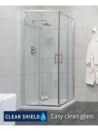 cello 760 corner entry shower enclosure cello 760 corner entry shower enclosure adjustment 725 750mm over 50 off