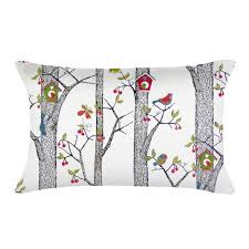 home decor pillows lancy birdhouse decorative pillow lumbar u2013 barnett home decor