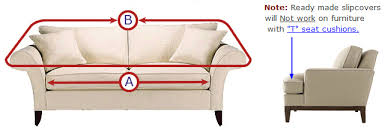 how to measure sofa for slipcover how to measure furniture slipcovers