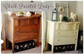Update A Dresser The Moon And Me The Painted Lady A Dresser Update