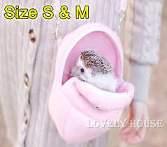 Hamster Bed Rat Hamster Chinchilla Rabbit Ferret Hedgehog Outgoing Packet Bag
