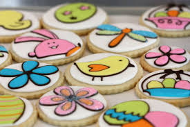 decorated cookies easter cookie ideas sweetopia