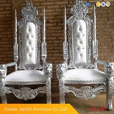 King And Queen Throne Chairs Red And Gold King And Queen Throne Chair Red And Gold King And
