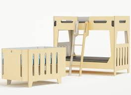 Crib Converts To Bed Crib Converts To Bunk Beds Inhabitots