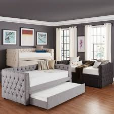 signal hills knightsbridge tufted nailhead chesterfield daybed and