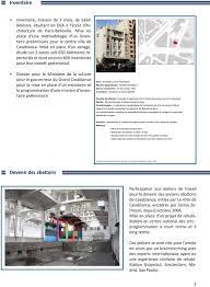 bureau d ude casablanca btp actions de sauvegarde conseils réflexions pdf