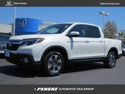 2017 new honda ridgeline rtl t 4x4 crew cab at marin honda serving