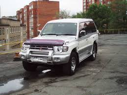 mitsubishi pajero 1996 mitsubishi pajero 3 5 1998 auto images and specification