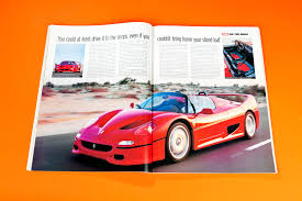 bentley rapier legalised ecstasy the first ferrari f50 road test car archive