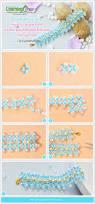 Pandahall Tutorial On How To Pandahall Tutorial On How To Make Fresh 2 Hole Seed Beads Bracelet