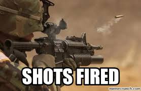 Shots Fired Meme - boom shots fired know your meme