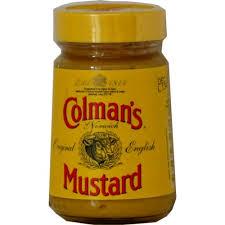 coleman s mustard colman s original mustard 100g