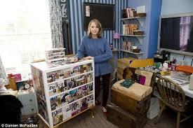 Diy Teen Bedroom Ideas - diy teen queen the 15 year old who transformed her bedroom and