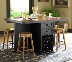 island kitchen table imposing bar height kitchen table island with black paint color