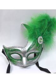mardi gras mask with feathers venetian style mardi gras feather masks are ideal for proms and