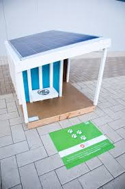 Den Architecture by Check Out Wag Worthy Solar Doggie Digs Denver International Airport