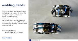 toronto wedding bands metamorphosis jewelry
