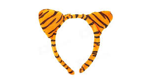 tiger headband tony the tiger costumes to create with cat ears popsugar smart