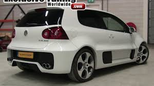 vw golf w12 concept body conversion for golf v good or bad vote