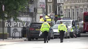 borough market attack raw police op in borough market caught on cam video news ebl news