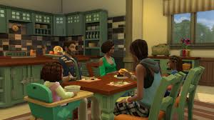 5 things you should try in the sims 4 parenthood sims community