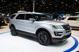2017 ford explorer sporty and luxury ford suv