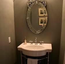 Narrow Powder Room - small powder room decorating ideas the home design powder room