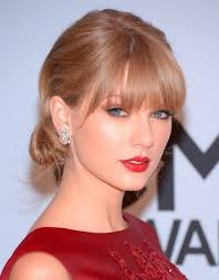taylor swift lob haircut how taylor swift hairstyles chignon updo style popular haircuts