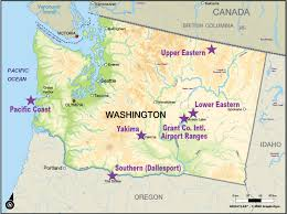 Washington State County Map by Pnnl News Unmanned Aircraft System Proposal Takes Flight