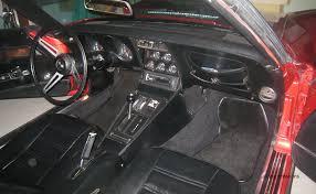 2011 Corvette Interior A New Project A 1974 Corvette Stingray For A Complete Interior