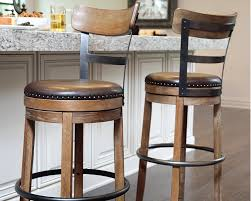 Outdoor Bar Stools With Backs Furniture Swivel Bar Stools With Backs With Bar Stool Sizes