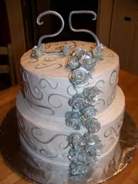 25th wedding anniversary cake ideas margusriga baby party