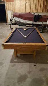 brunswick 7ft pool table 8ft brunswick buckingham pool table set up available sports