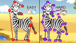 82 animals dot to dot for kids android apps on google play