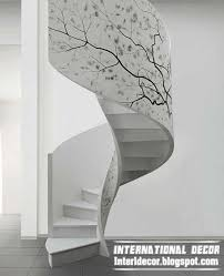Wooden Spiral Stairs Design Interior Design 2014 Round Spiral Staircase Interior Stairs Designs