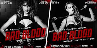 Bad Blood Video Taylor Swift Bad Blood Music Video