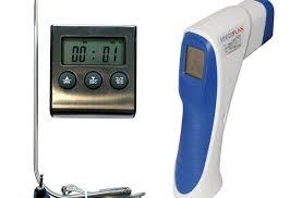 sonde de cuisine quelle est la différence entre thermomètre professionnel et sonde